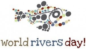 World Rivers Day Logo