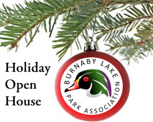BLPA Burnaby Lake Holiday Open House 2017 @ Burnaby Lake Park Nature House | Burnaby | British Columbia | Canada