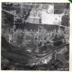 Aerial Photograph 1956 - Source:  Burnaby Archives