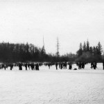 Winter At Burnaby Lake, 1889 - Source: City of Vancouver Archives